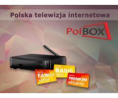Polska telewizja internetowa PolBox.TV!